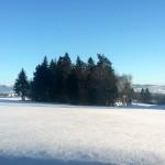 L'hiver à L'Eclache